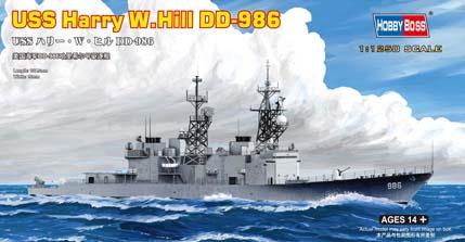 Hobby Boss 1/1250 USS Harry W. Hill DD-986