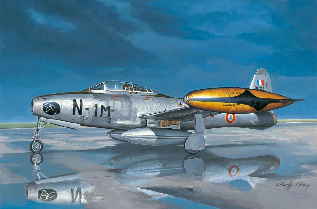 Hobby Boss 1/32 F-84G Thunderjet