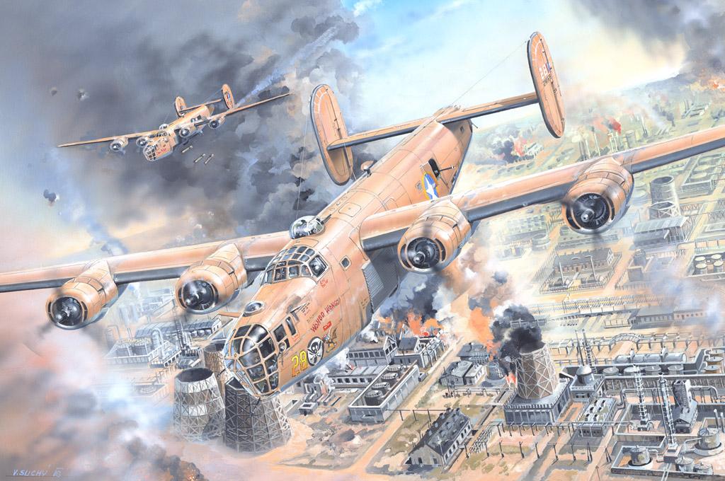 Hobby Boss B-24D Liberator