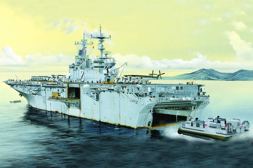 Hobby Boss USS Essex LHD-2