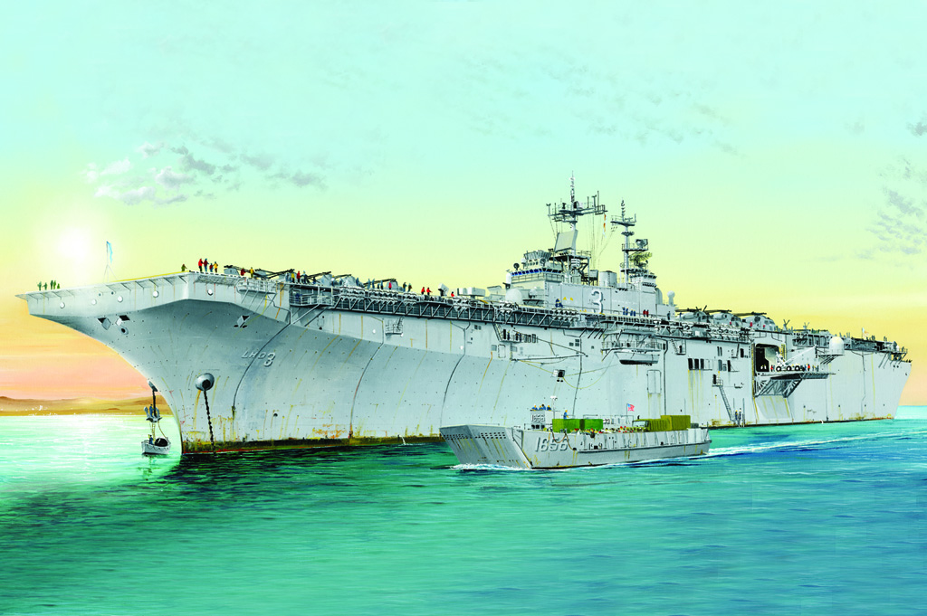 Hobby Boss USS Kearsarge LHD-3