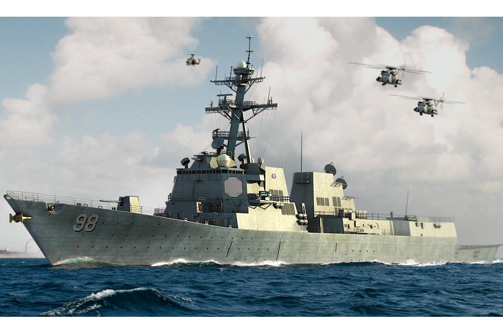 Hobby Boss USS Forrest Sherman DDG-98