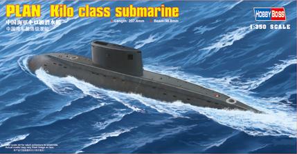 Hobby Boss 1/350 PLA Navy Type 039 Song class SSG