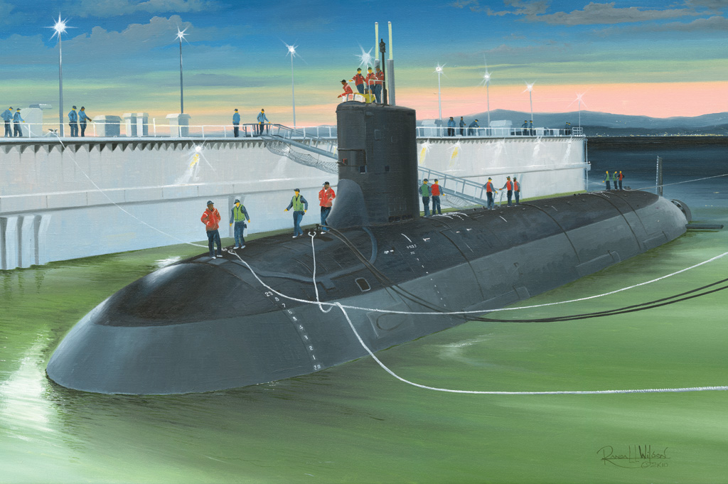 Hobby Boss USS Virginia SSN-774
