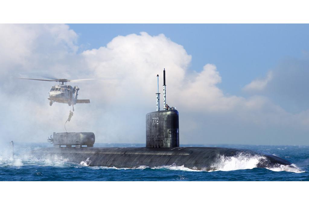 Hobby Boss USS Greeneville SSN-772