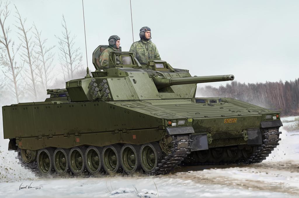 Hobby Boss 1/35 Swedish CV9030 IFV