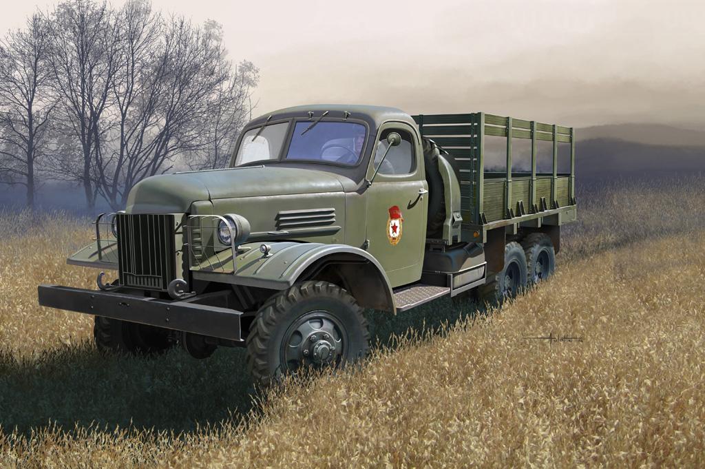 Hobby Boss 1/35 Russian ZIS-151