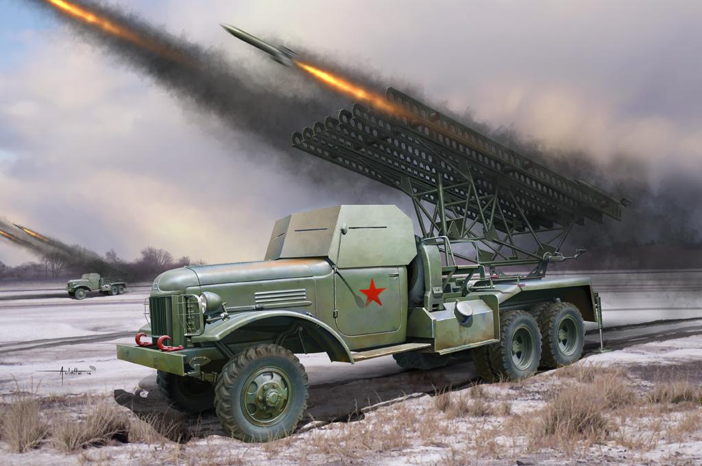 Hobby Boss 1/35 Russian BM-13