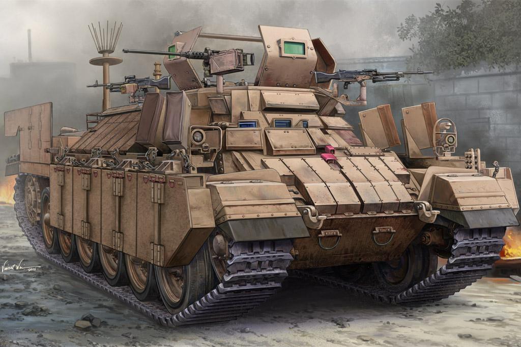 Hobby Boss 1/35 IDF APC Nagmachon