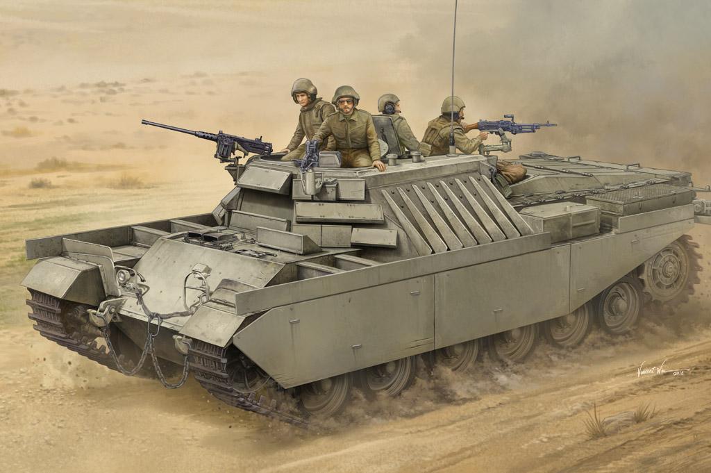 Hobby Boss 1/35 IDF APC Nagmashot
