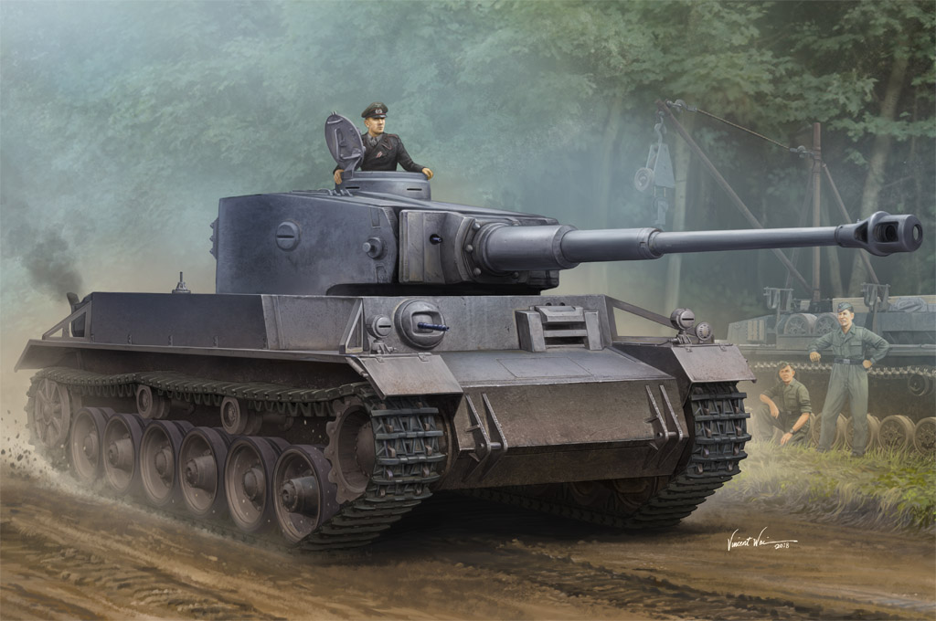 Hobby Boss German VK.3001(P)