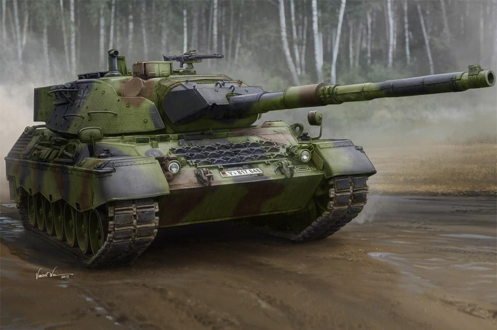 Hobby Boss 1/35 Leopard 1A5 MBT