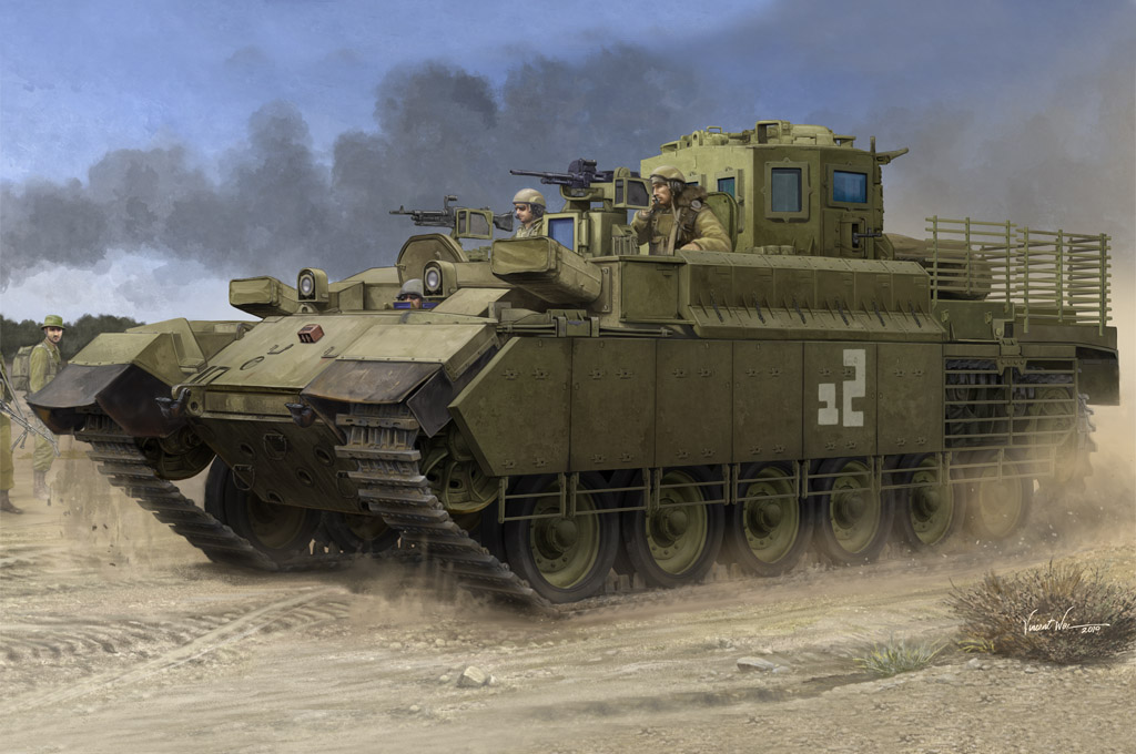 Hobby Boss 1/35 IDF PUMA CEV