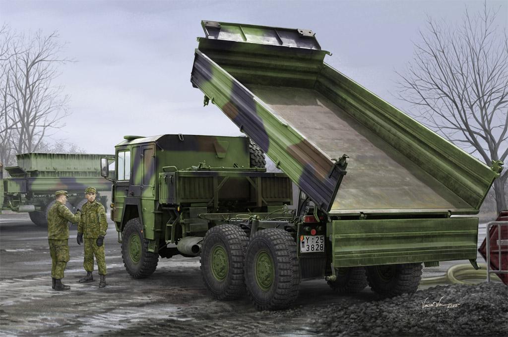 Hobby Boss 1/35 LKW 7t Dump Truck