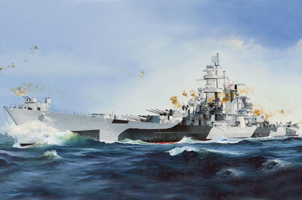 Hobby Boss USS Alaska CB-1