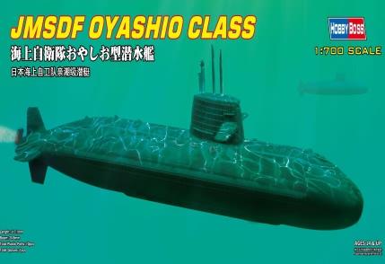 Hobby Boss 1/700 JMSDF OYASHIO Class