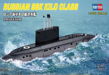 Hobby Boss 1/700 Russian Navy KILO Class