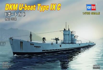 Hobby Boss DKM U-boat Type IX C