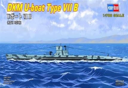 Hobby Boss 1/700 DKM U-Boat Type B