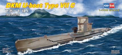 Hobby Boss 1/700 DKM U-Boat Type C