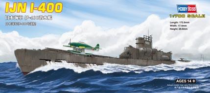 Hobby Boss IJN I-400 Class Submarine
