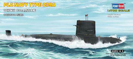 Hobby Boss 1/700 The PLA Navy Type 039G Submarine
