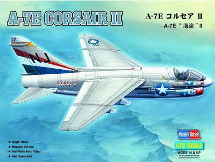 Hobby Boss 1/72 A-7E Corsair II