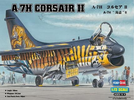 Hobby Boss 1/72 A-7H Corsair II