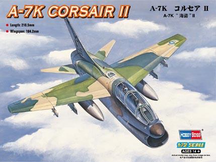 Hobby Boss 1/72 A-7K Corsair II