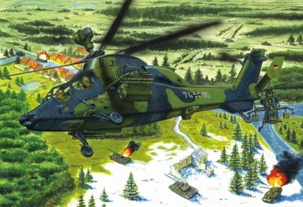 Hobby Boss 1/72 Eurocopter EC-665 Tiger UHT