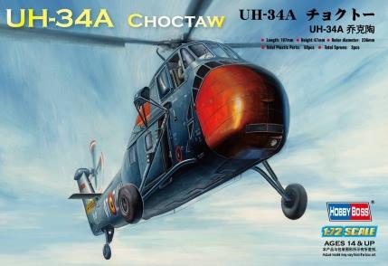 Hobby Boss 1/72 UH-34A Choctaw