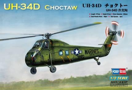 Hobby Boss 1/72 UH-34D Choctaw