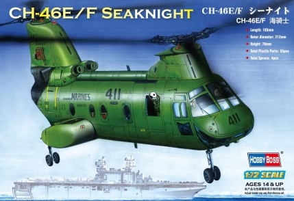 "Hobby Boss CH-46F ""sea knight"""