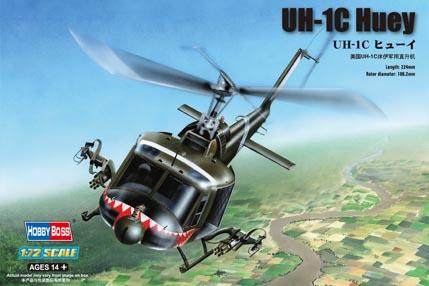 Hobby Boss 1/72 UH-1C Huey