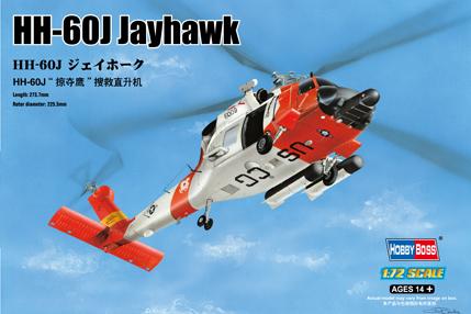 Hobby Boss 1/72 HH-60J Jayhawk