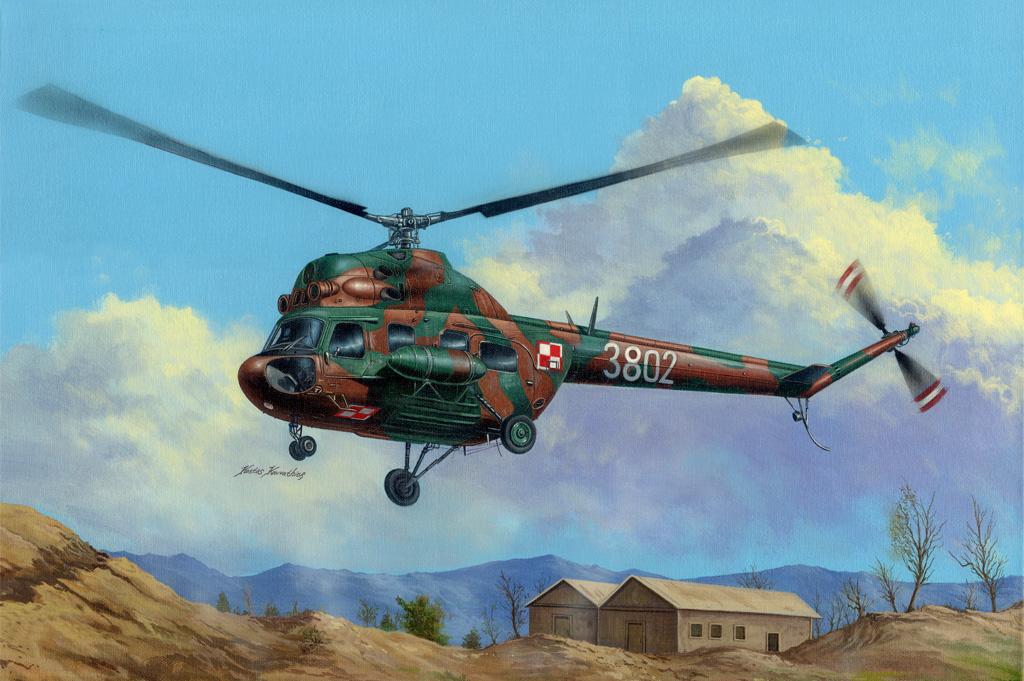 Hobby Boss 1/72 Mi-2T Hoplite