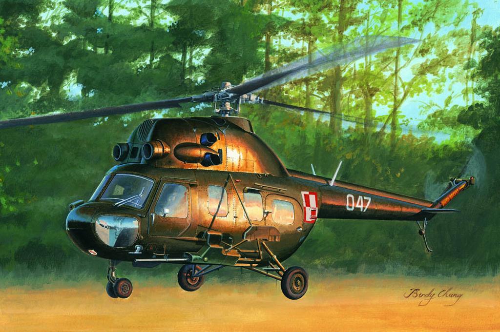 Hobby Boss 1/72 Mil Mi-2US Hoplite gunship variant