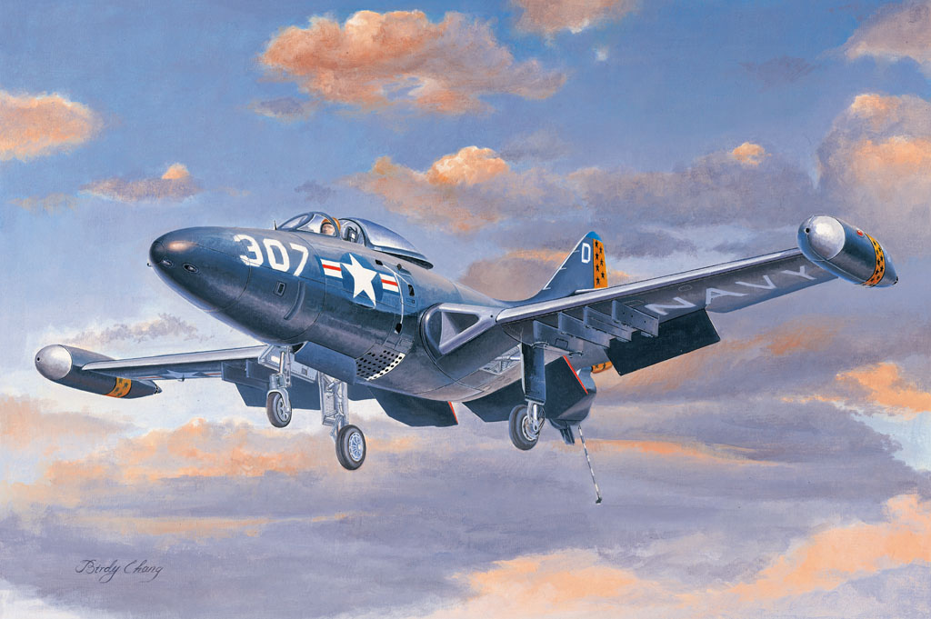 Hobby Boss F9F-2 Panther