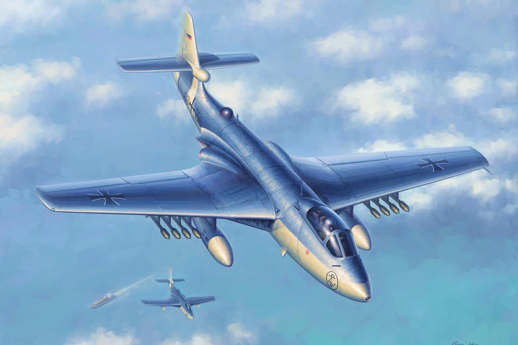 Hobby Boss 1/72 Seahawk MK.100/101
