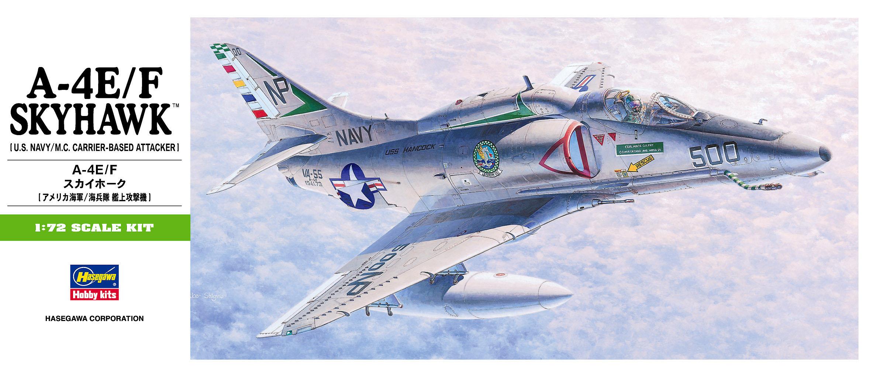 Hasegawa 1/72 A-4E/F Skyhawk B9