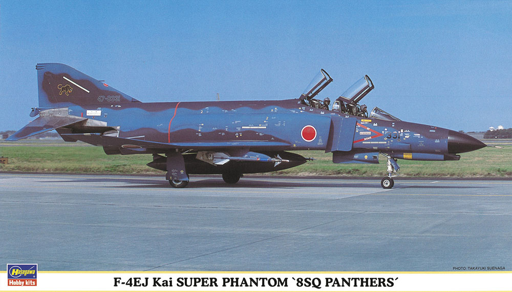 "Hasegawa 1/72 F-4Ej Kai ""8SQ Panthers"""