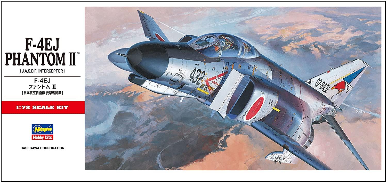 Hasegawa 1/72 F-4EJ Phantom II
