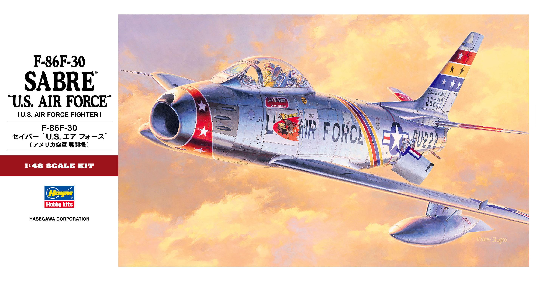 Hasegawa 1/48 F-86F-30 Sabre U.S. Air Force