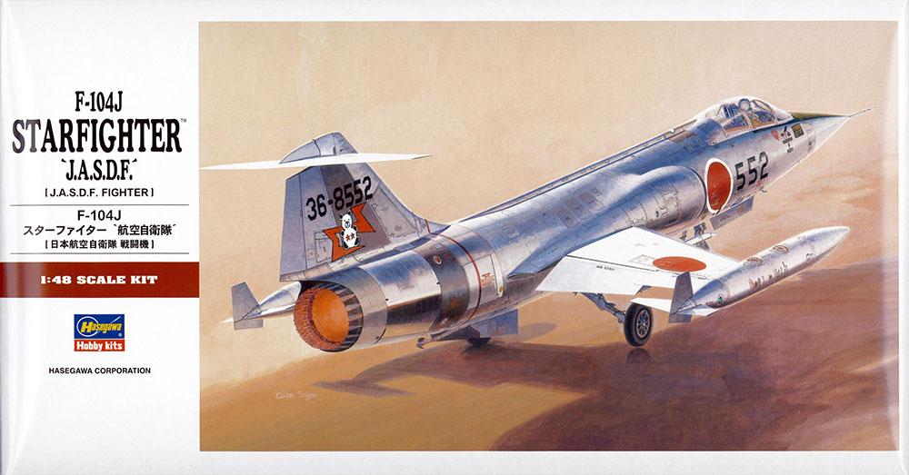 Hasegawa 1/48 JASDF F-104J Starfighter