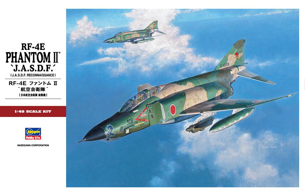 Hasegawa 1/48 JASDF RF-4E Phantom II