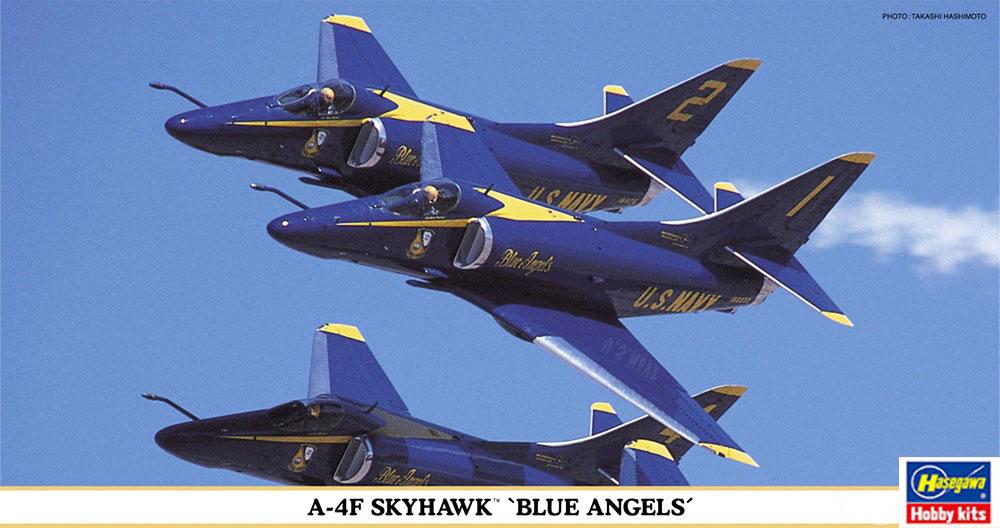 "Hasegawa 1/48 A-4F Skyhawk ""Blue Angels"""
