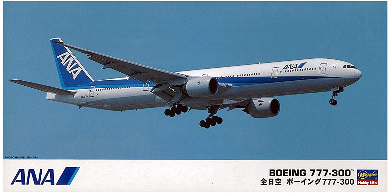 Hasegawa 1/200 ANA Boeing B777-300