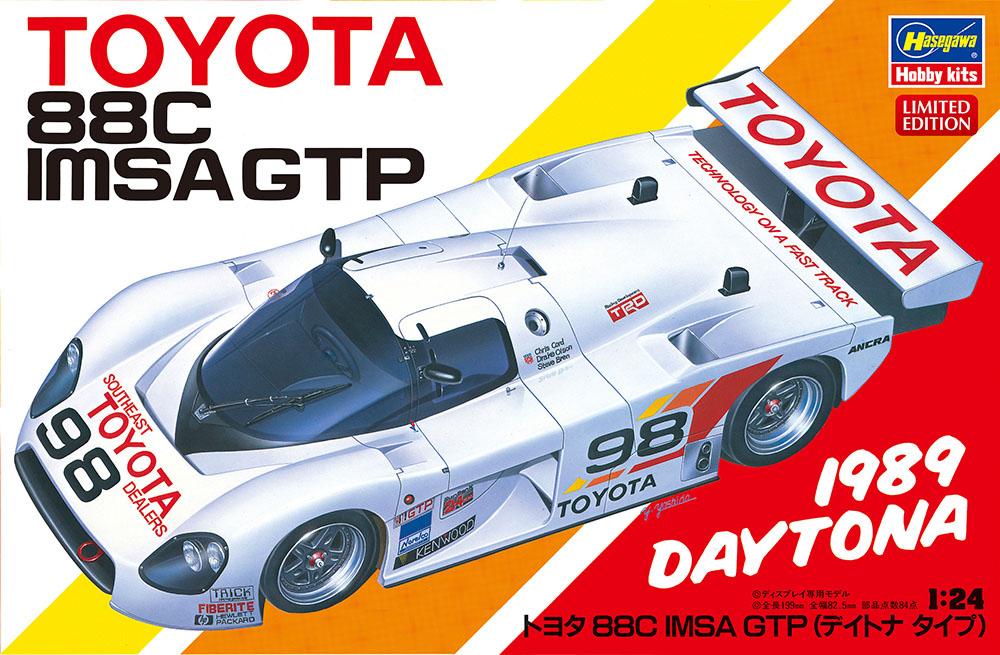 Hasegawa 1/24 Toyota 88C IMSA GTP