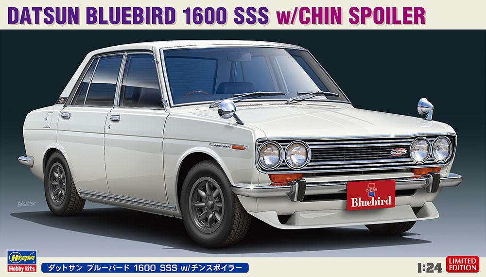 Hasegawa 1/24 Datsun Bluebird 1600 SSS