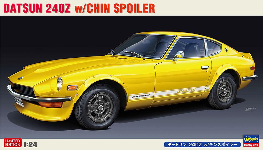 Hasegawa 1/24 Datsun 240Z with Chin Spoiler